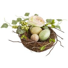 nests for spring table scapes from Pier 1 Imports