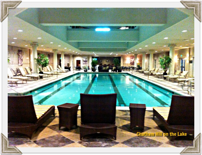West Baden Indoor Pool
