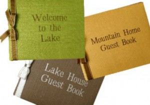 guests books