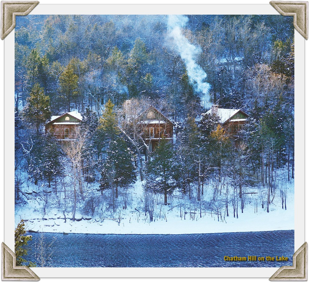 Big Cedar Cabins on the Lake