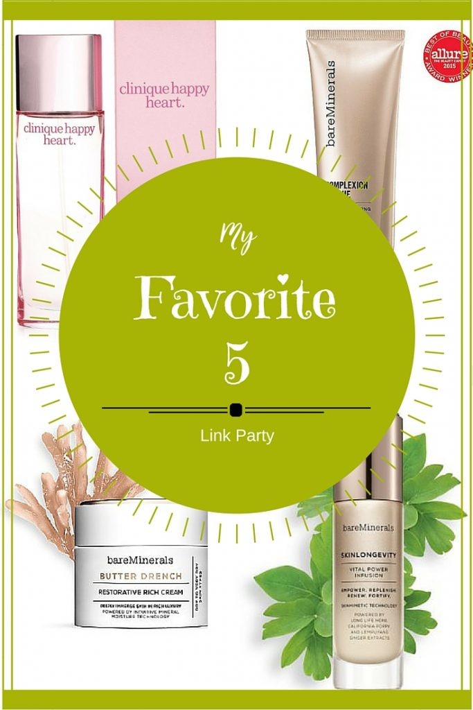 My Favorite 5 Brands www.chathamhillonthelake.com