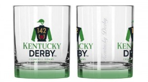 2016 Kentucky Derby Shot Glasses www.chathamhillonthelake.com