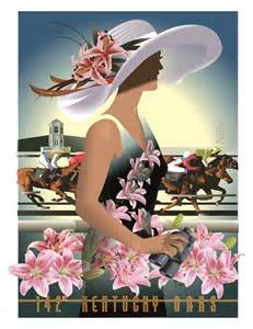 2016 Official Art of the Kentucky Derby