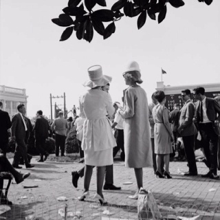 1960's Kentucky Derby www.chathamhillonthelake.com