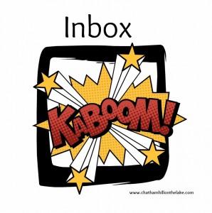 inbox overload www.chathamhillonthelake.com