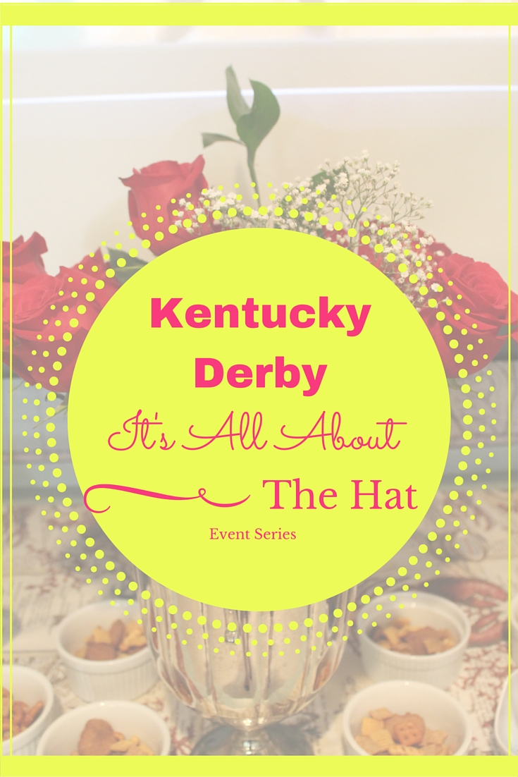 Kentucky Derby It's All About the Hat www.chathamhillonthelake.com