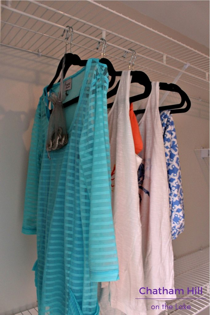 Closet Organization www.chathamhillonthelake.com