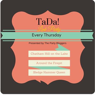 TaDa! Thursdays Link Party