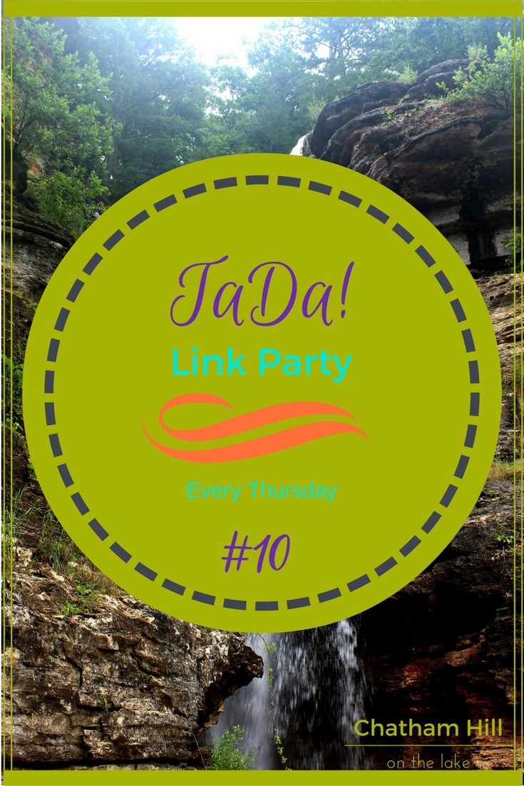 #10 TaDa! Thursdays Link Party www.chathamhillonthelake.com