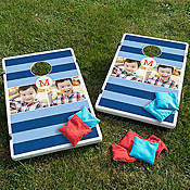 Personalized Corn Hole Game www.chathamhillonthelake.com