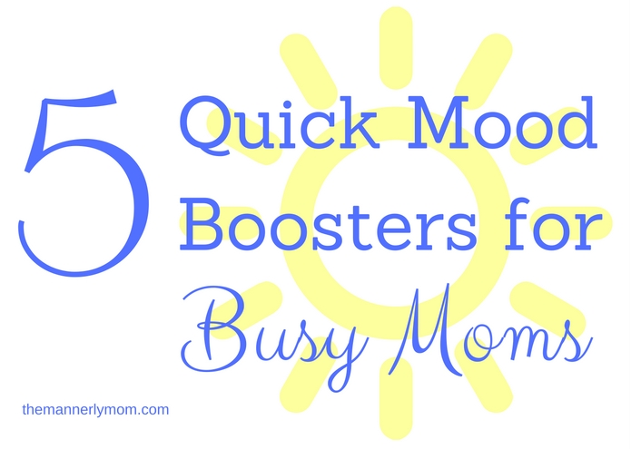 Quick Mood Boosters www.chathamhillonthelake.com