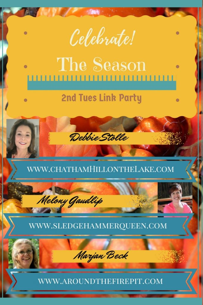 Celebrate the Season Link Party www.chathamhillonthelake.com