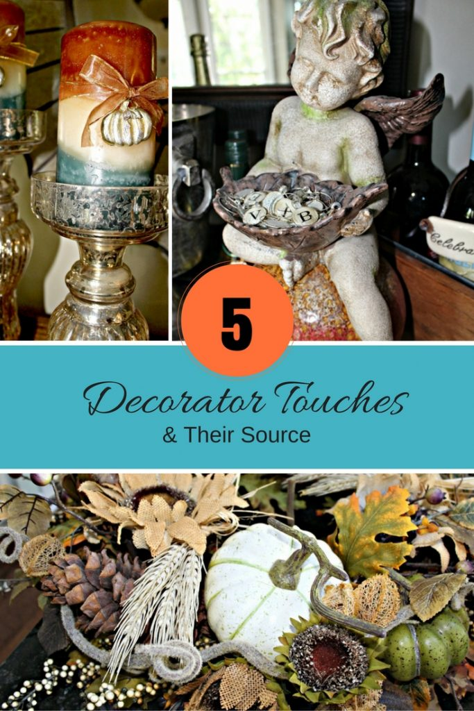 Decorator Sources and Tips www.chathamhillonthelake.com