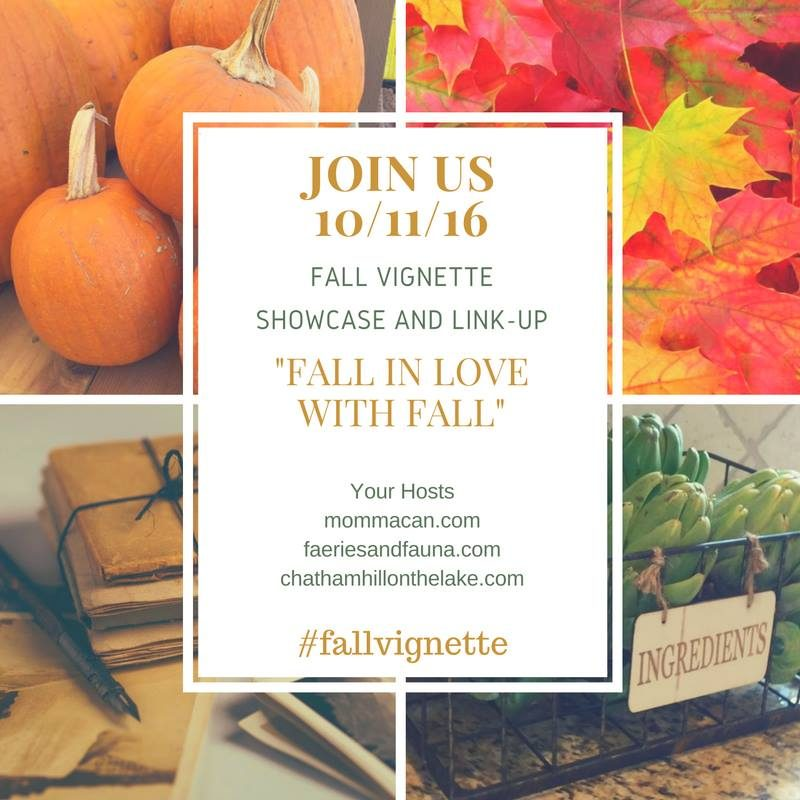 Fall in Love with Fall www.chathamhillonthelake.com