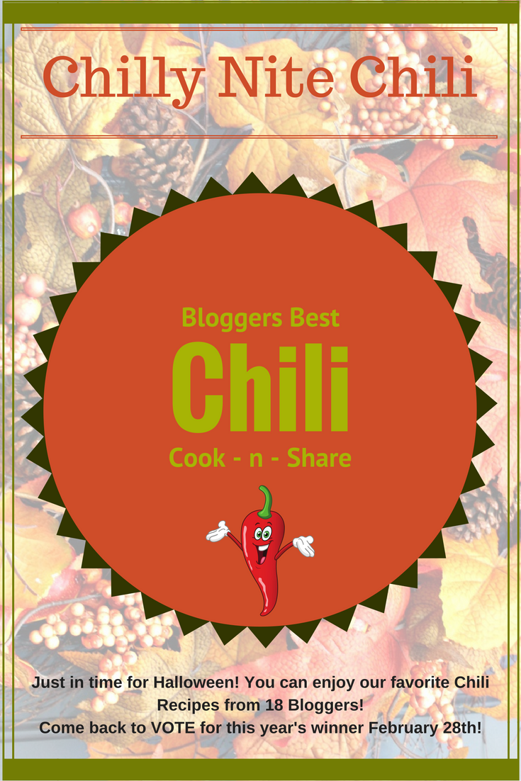 Bloggers Best Chili Recipes www.chathamhillonthelake.com