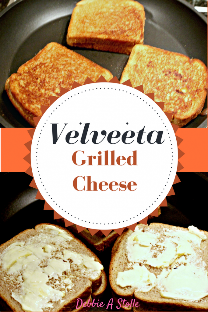 Velveeta Grilled Cheese www.chathamhillonthelake.com