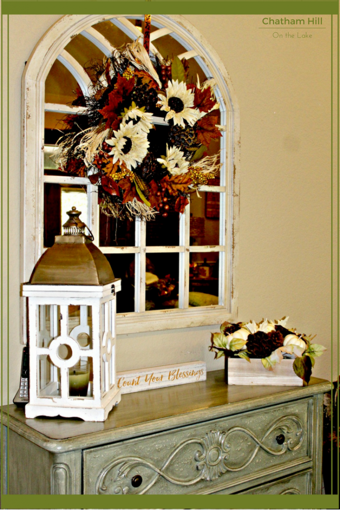 Favorite Decor Styling for Fall www.chathamhillonthelake.com