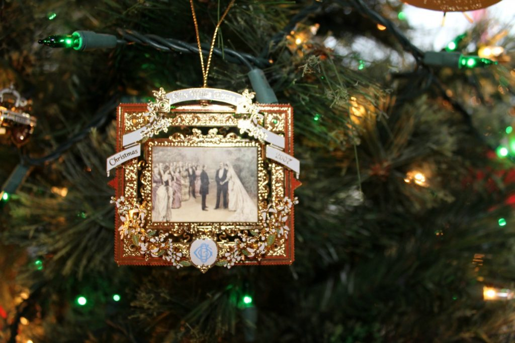 Wedding at the White House Ornament