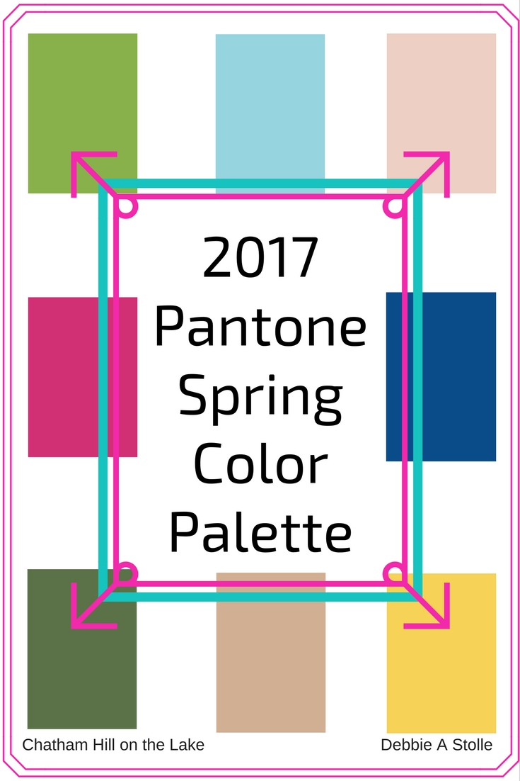 2017 Color of the Year www.chathamhillonthelake.com