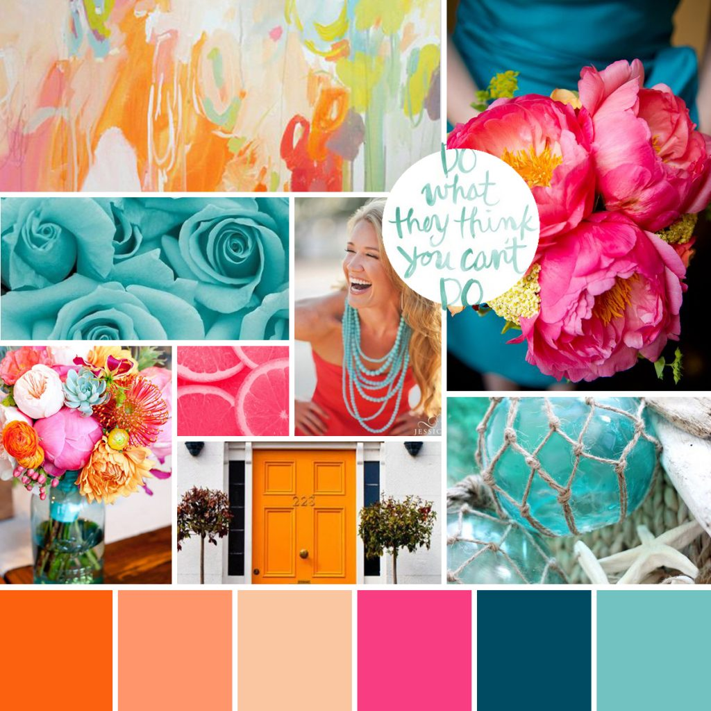 My Mood Board by Christine Capone