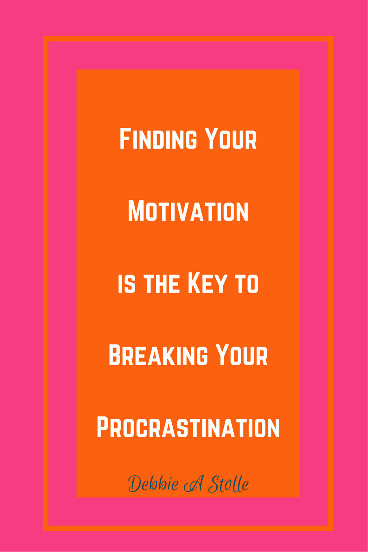 Finding Your Motivationis the Key toBreaking YourProcrastination