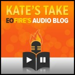 Kate Take Audio Blog