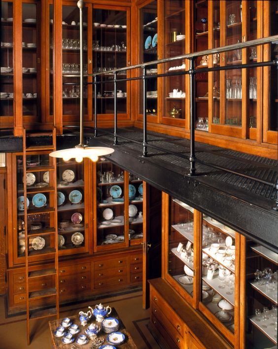Butler's Pantry at the Biltmore Estate www.chathamhillonthelake.com