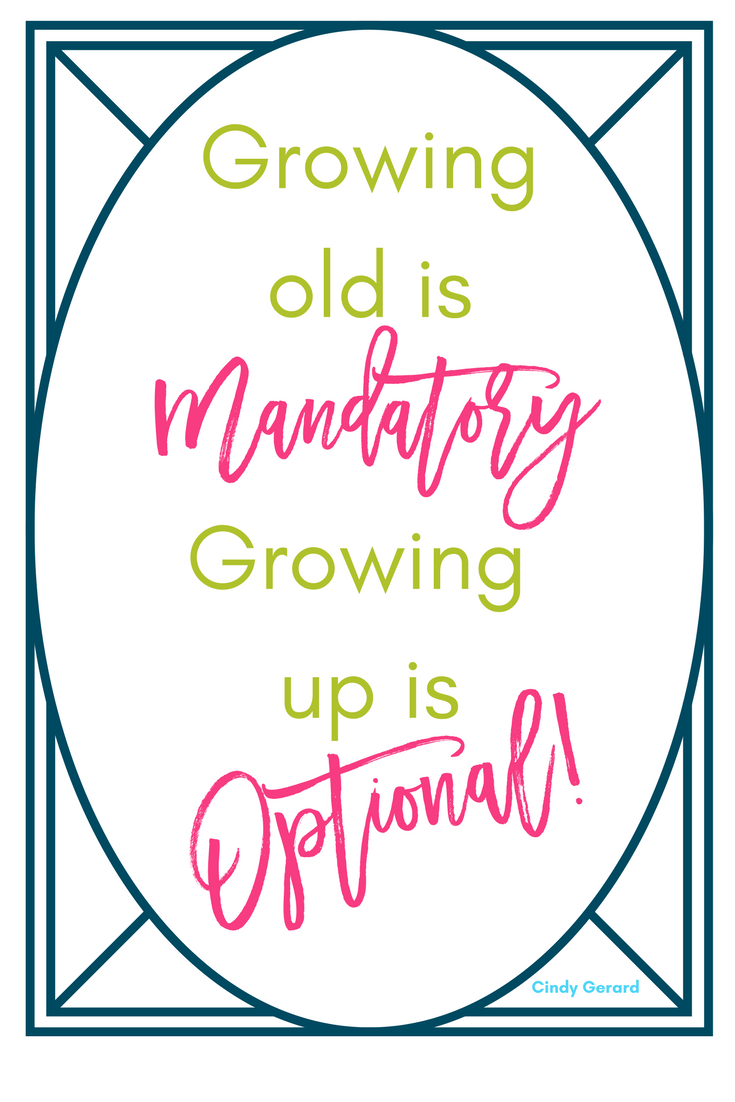 Do We Every Really Grow Up? https://www.yourhomeyourhappyplace.com