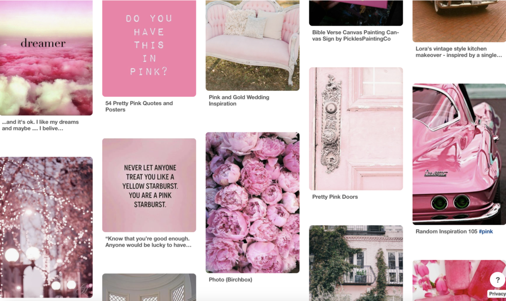 Do you love Pink? What color would be the base for your color story? Find out at https://www.YourHomeYourHappyPlace.com