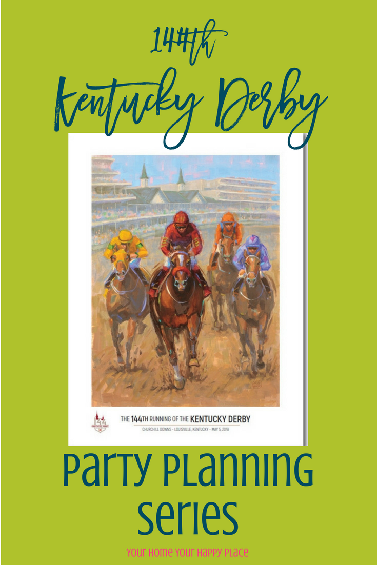 Join Debbie for the 144th Kentucky Derby Planning Series at https://www.yourhomeyourhappyplace.com