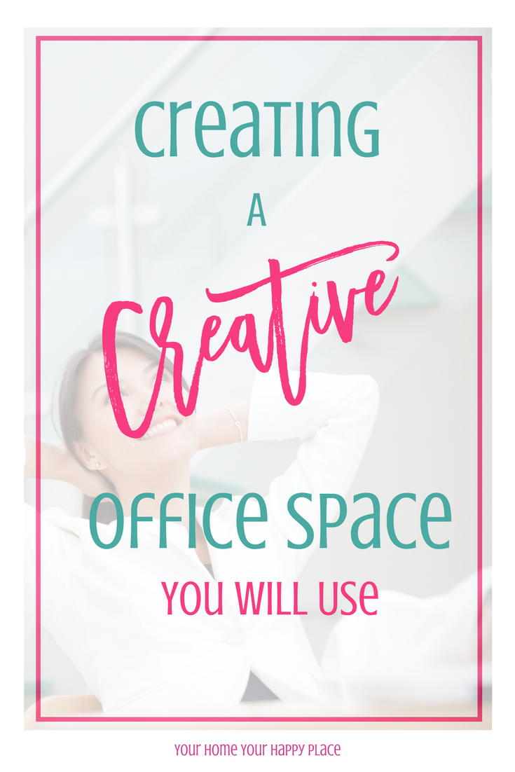 Creating A Creative Office Space You Will Use