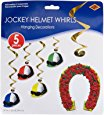 Kentucky Derby Streamers www.yourhomeyourhappyplace.com