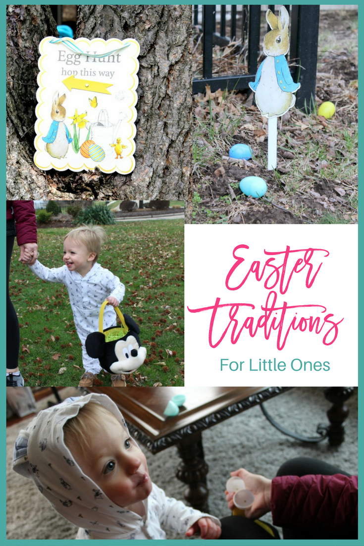 Easter Traditions for Little Ones
