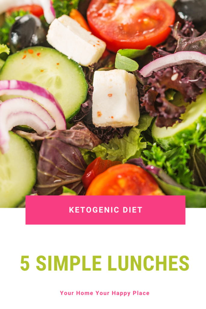 5 Simple Keto Lunches