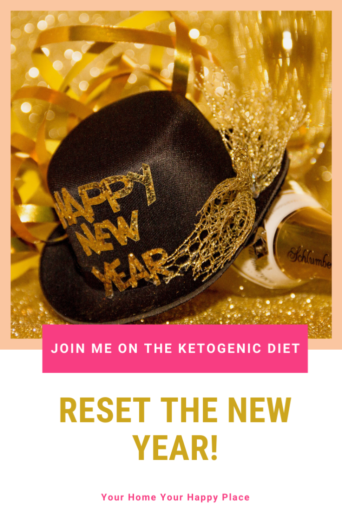 Join Me in Reseting on Keto